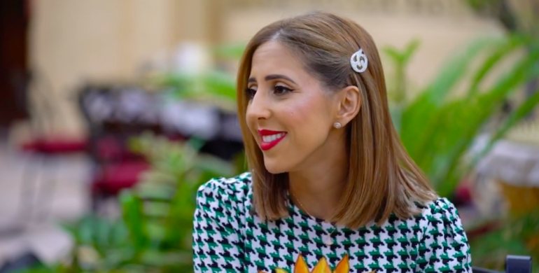 Zainab Al Salih chats to A&E TV for our Ramadan Special