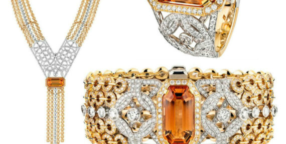 Chanel Secrets D'Orients High Jewellery Capsule has launched in the Middle East