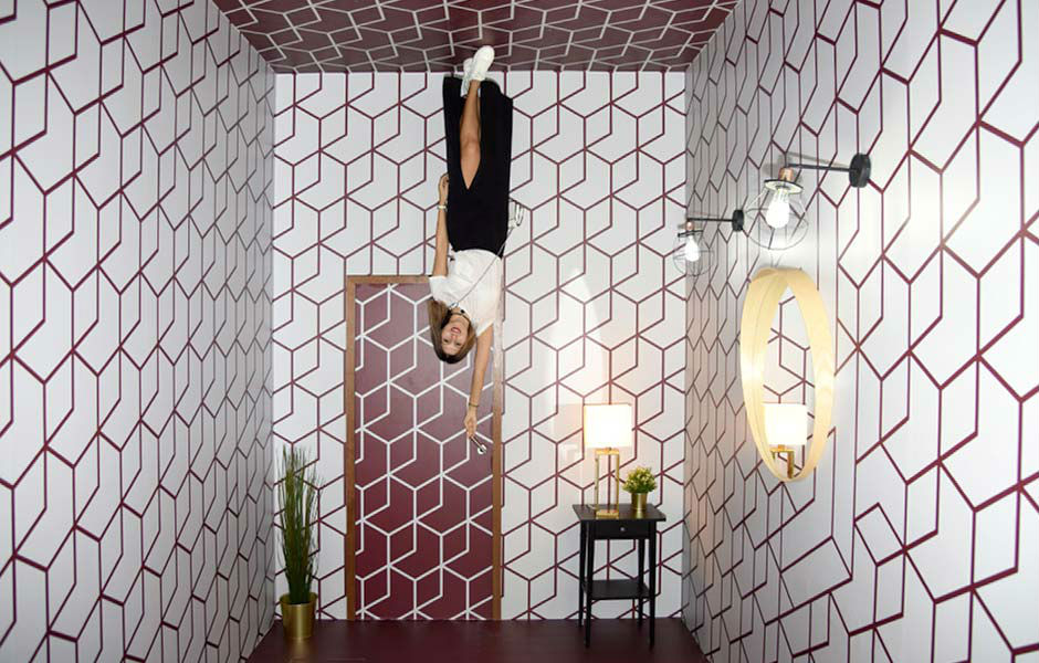 While the Museum of Illusions it a lot of fun, there is also plenty to learn