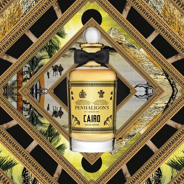 Cairo is the new Penhaligon's fragrance that has launched exclusively in the Middle East