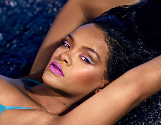 Rihanna announced that Fenty Fashion is coming in late May 2019