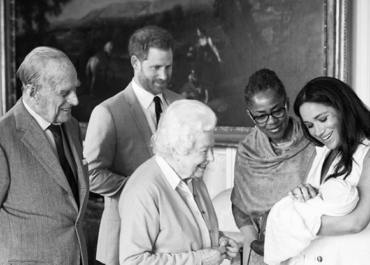 The real meaning behind Meghan Markle and Prince Harry's son's name, Master Archie Harrison Mountbatten-Windsor