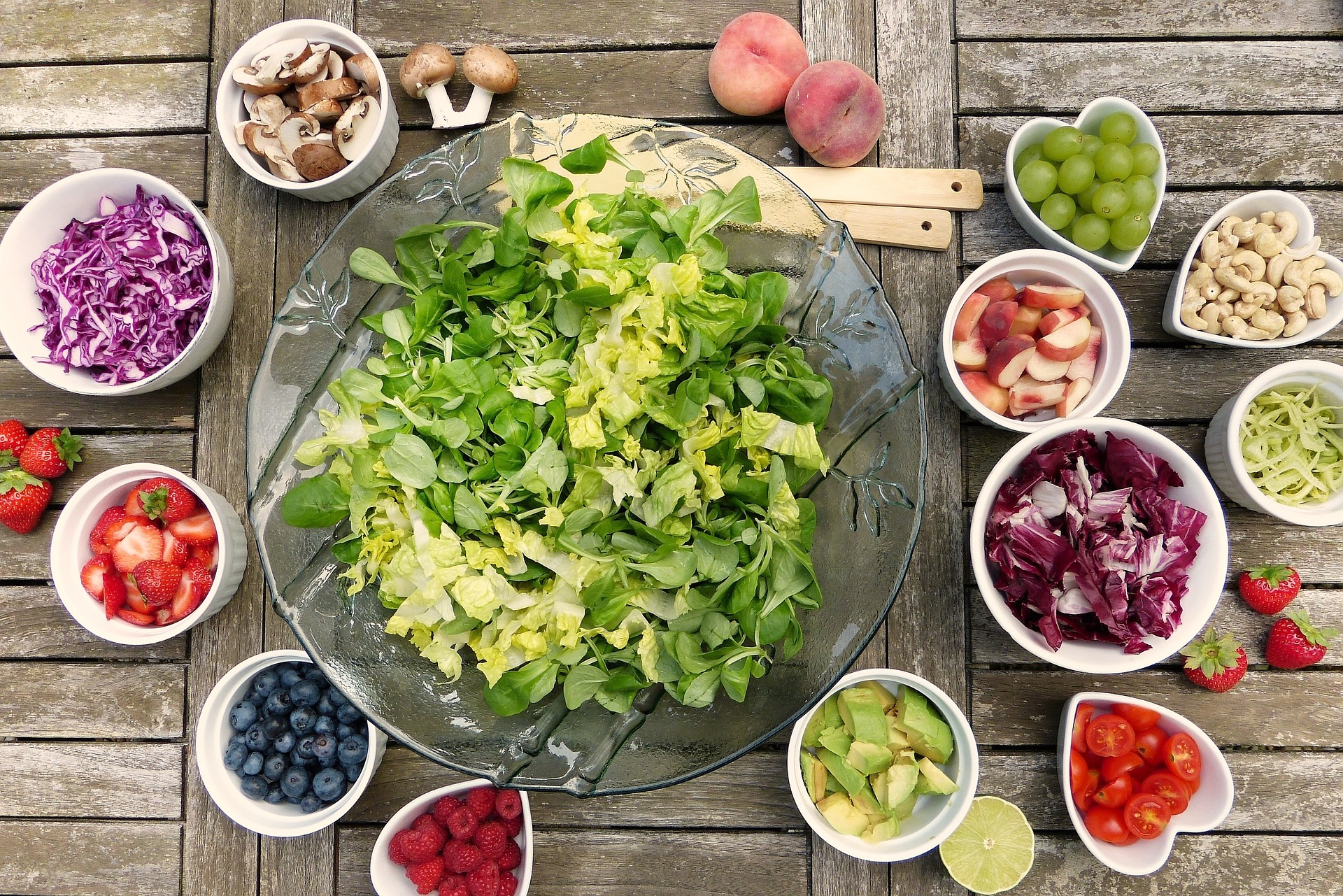 A vegetarian lifestyle contributes to a more sustainable planet