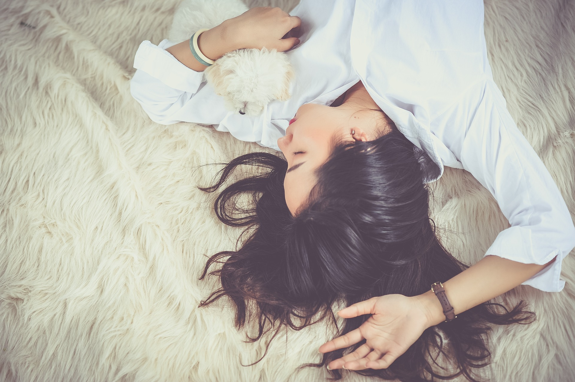 Getting a good night's rest can limit anxiety