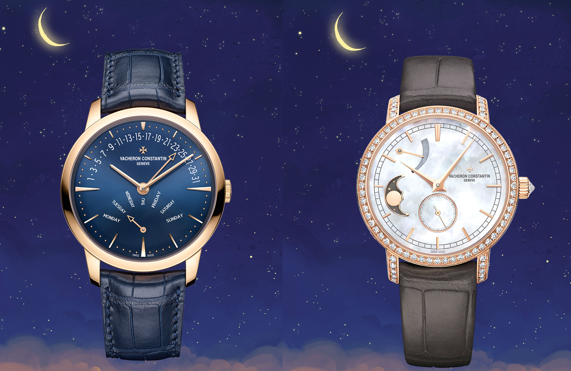 See the three designs dedicated to the region by Vacheron Constantin