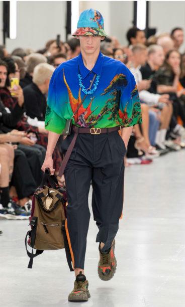 10 Valentino menswear SS20 Paris