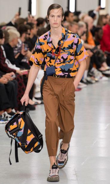 2 Valentino menswear SS20 Paris