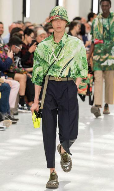 3 Valentino menswear SS20 Paris