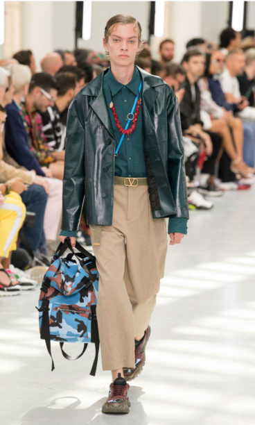 7 Valentino menswear SS20 Paris