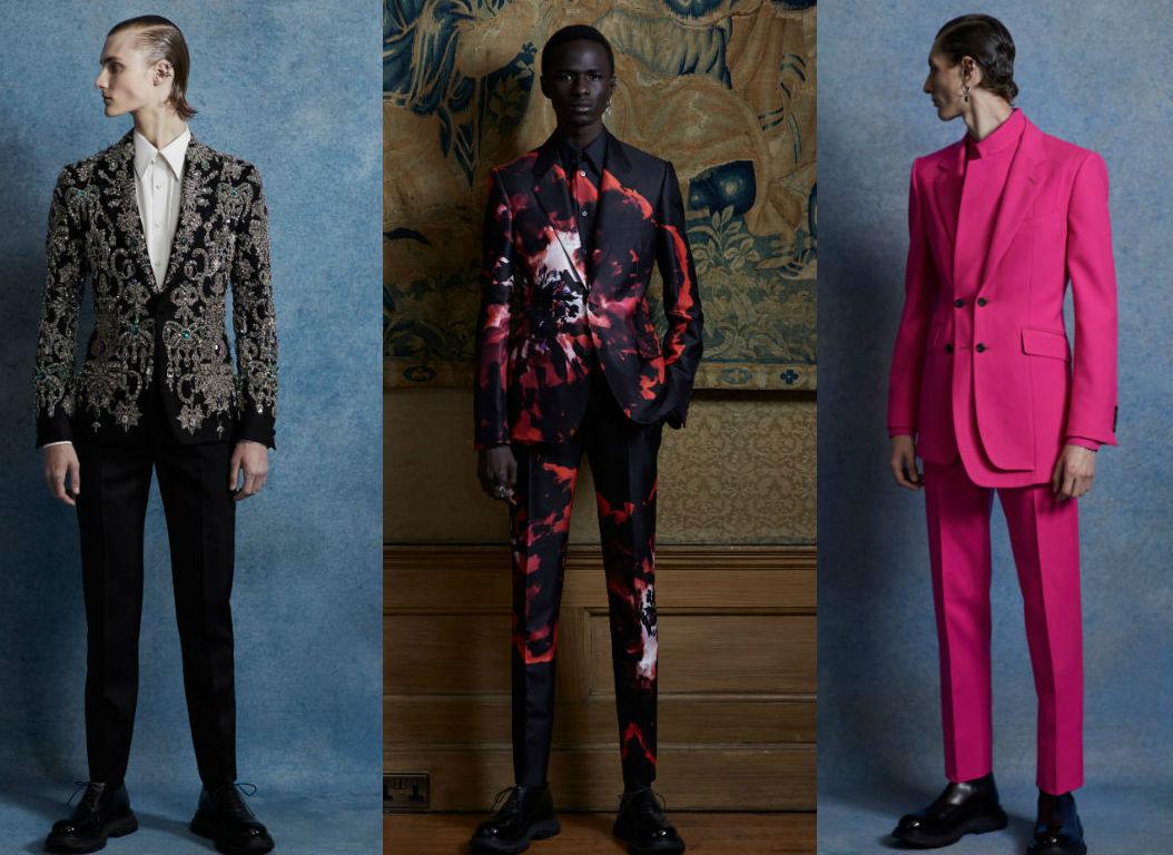 Alexander McQueen Menswear SS20