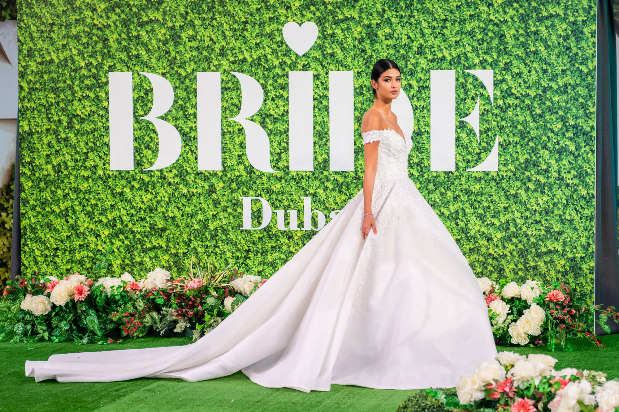 The bridal show will take place from June 26th 29th