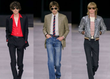 See Celine's Menswear Collection for SS20