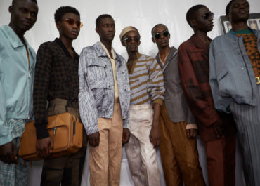 See the menswear SS20 collection from Ermenegildo Zegna