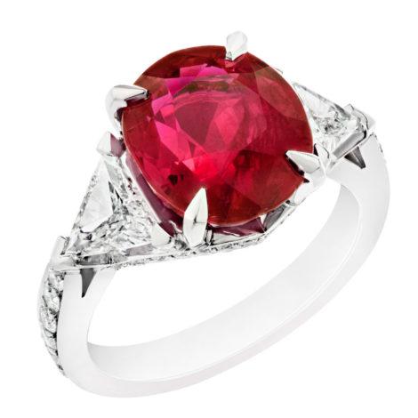 Fabergé Ruby Ring