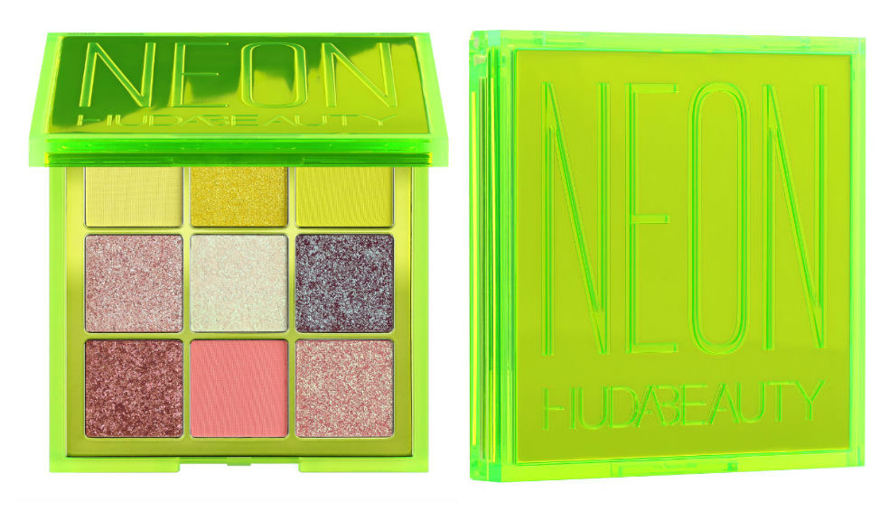 Huda Beauty in Neon Obsession