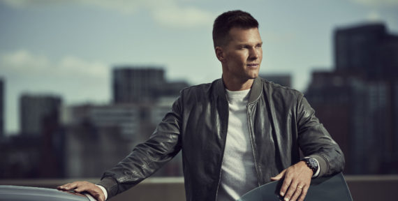 Tom Brady has joined IWC as Global Brand Ambassador