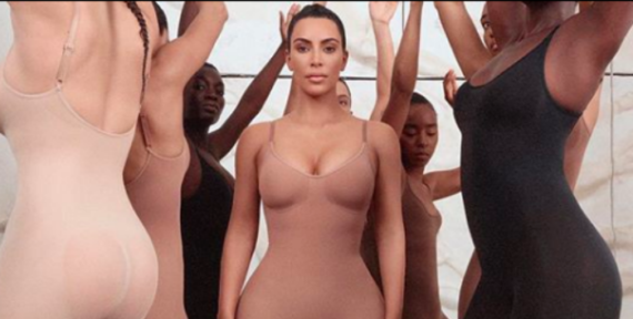 Kim Kardashian West launches new shapewear line Kimono Solutions