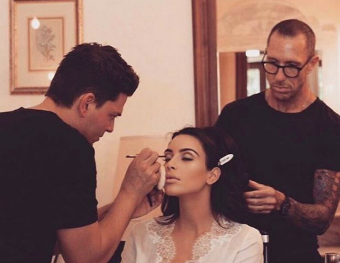 KKW Beauty's bridal collection is coming soon