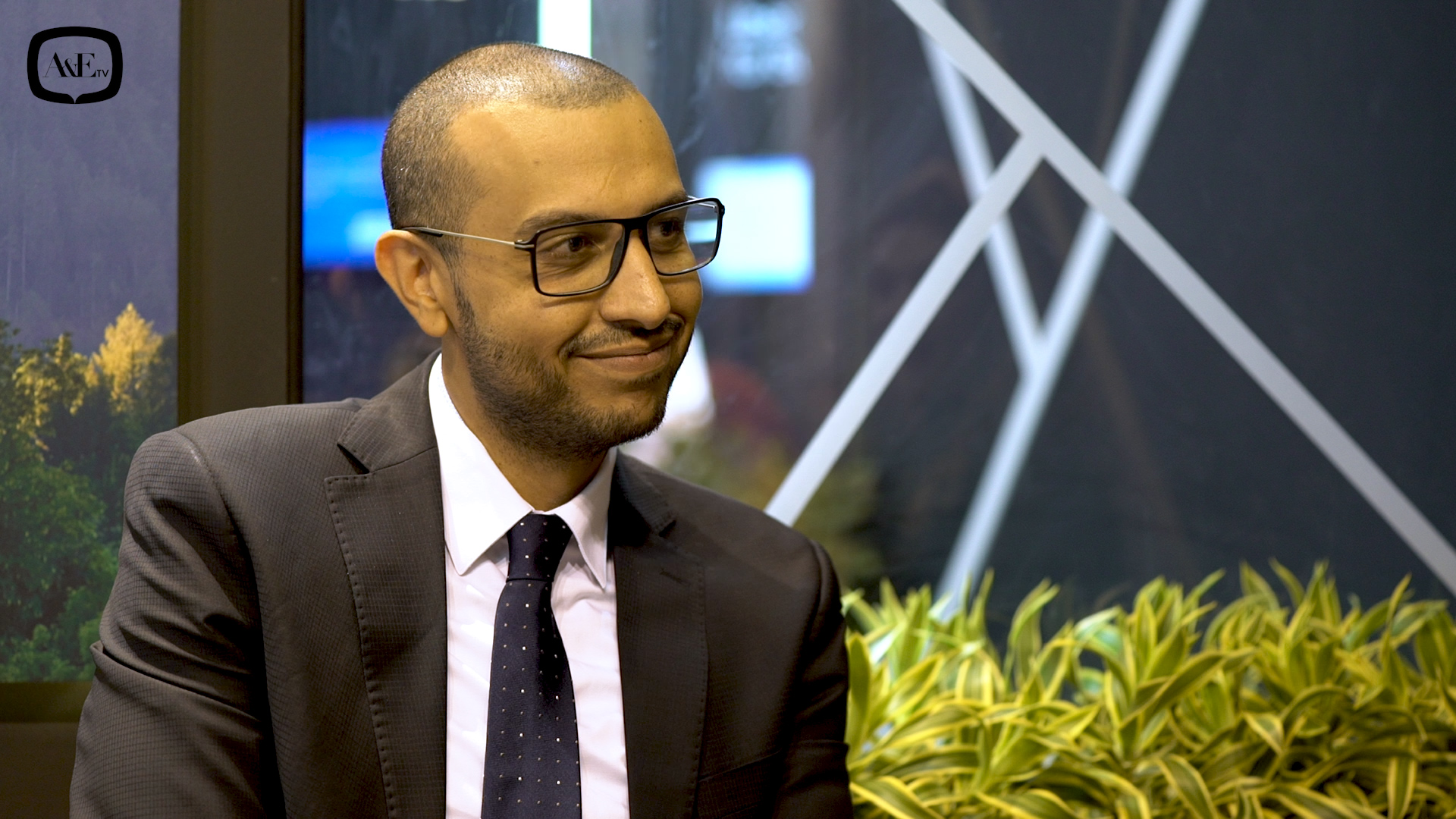 Mohamed Saeed, the General Manager at Royal Caribbean International, sits down with A&E TV