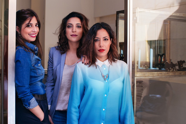 Mukhi Sisters Maya, Meena, and Zeenat talk to A&E about their jewellery passion