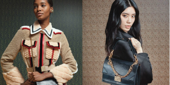 Fendi's new KAN U bag has finally launched