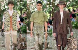 Fendi Menswear SS20