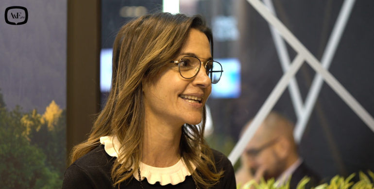 Tamara Tawil, Market Manager at Genève Tourisme and Congrès sits down with A&E TV at the Arabian Travel Market 2019