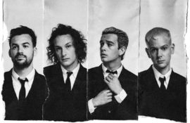 The 1975 to perform in Dubai this August 2019 tickets
