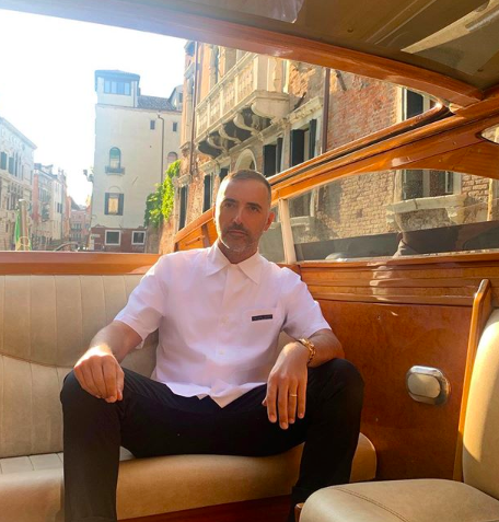 Andrea Incontri will leave his position as creative director at tod's at the end of June 2019