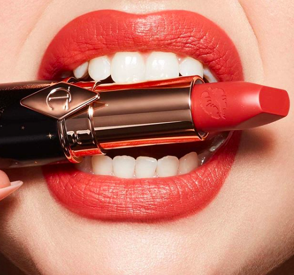 Charlotte Tilbury's new lipstick collection pays tribute to world changing women