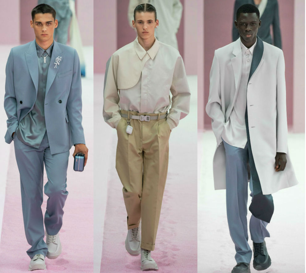 See Dior Homme's collection for Spring 2020