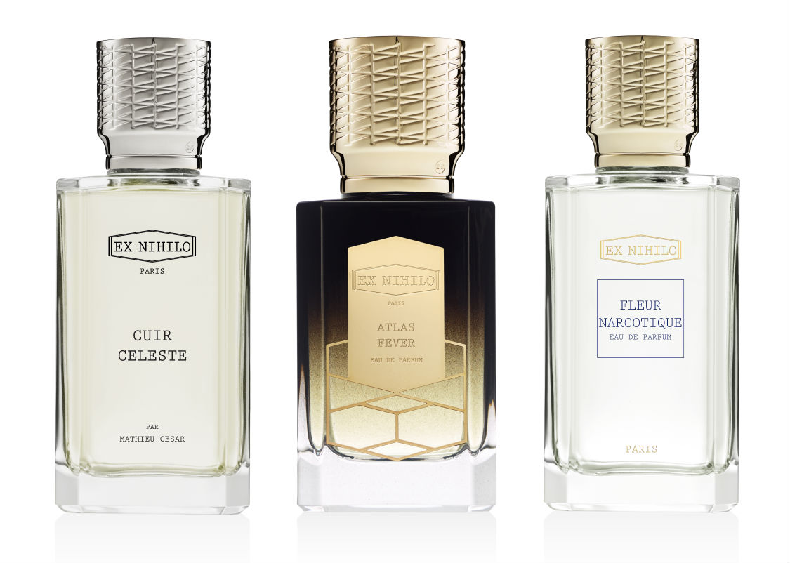 EX NIHILO fragrances have now launched in the Middle East