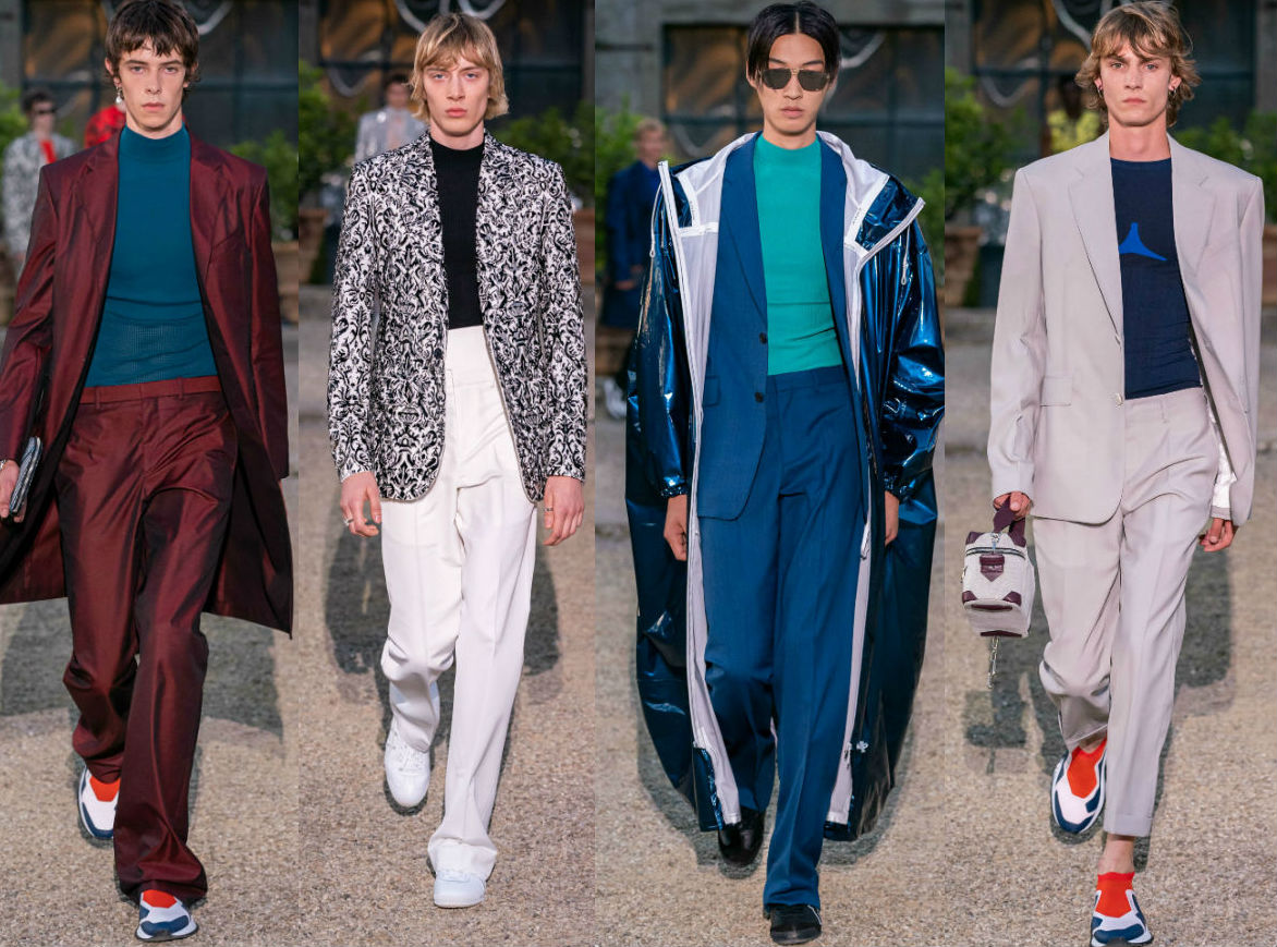 Givenchy Menswear Collection for SS20