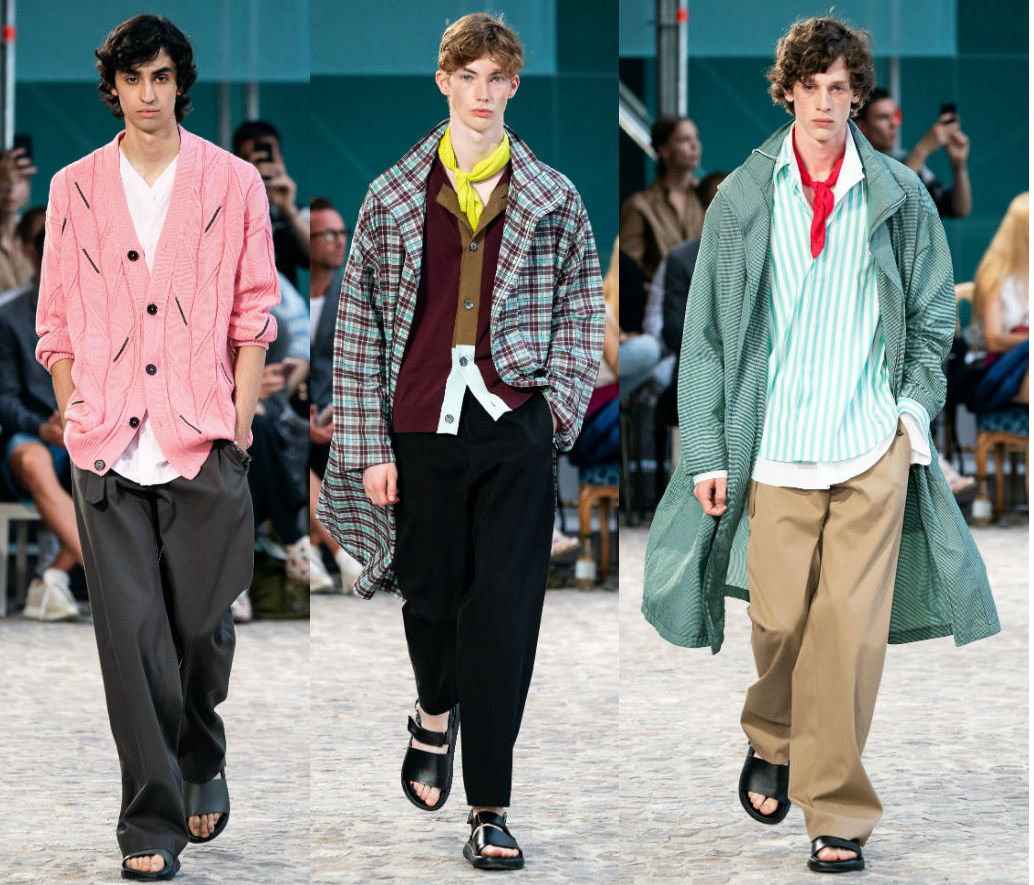 See Hermès Menswear Collection for SS20