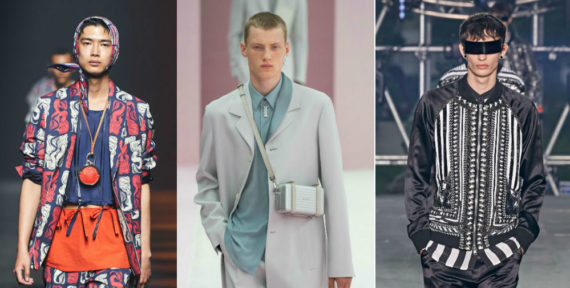 See the best of menswear for Paris Men's Fashion Week for Spring/Summer 2020