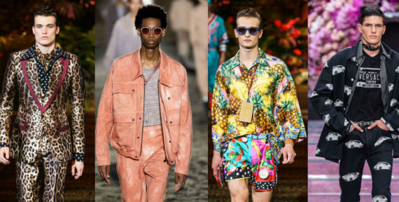 See the menswear collections for Spring/Summer 2020