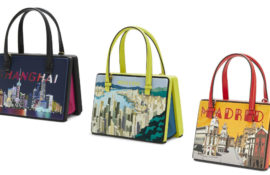 See the new postal bag collection from Loewe