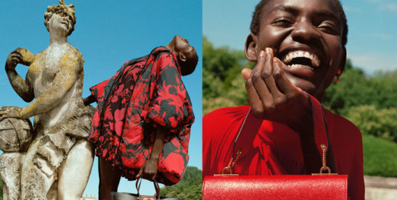 See the Russo campaign from Valentino