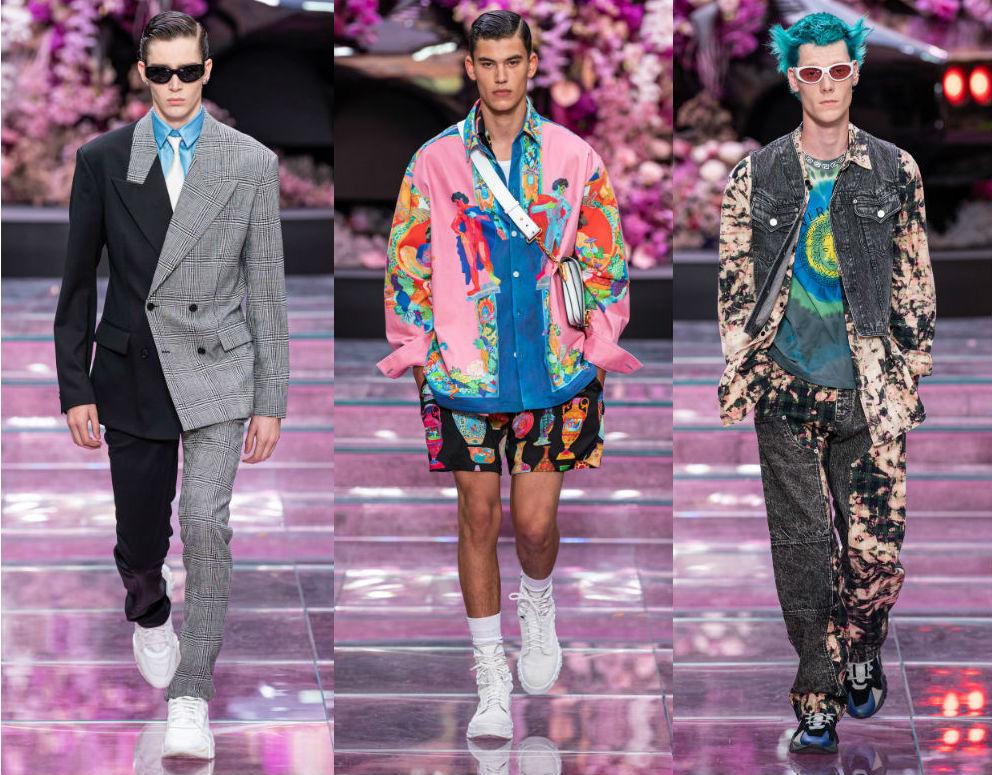 Versace Menswear SS20