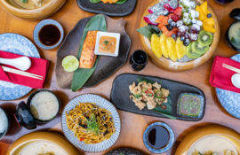 From Toko to Taikun, here's what the pan Asian eatery has to offer