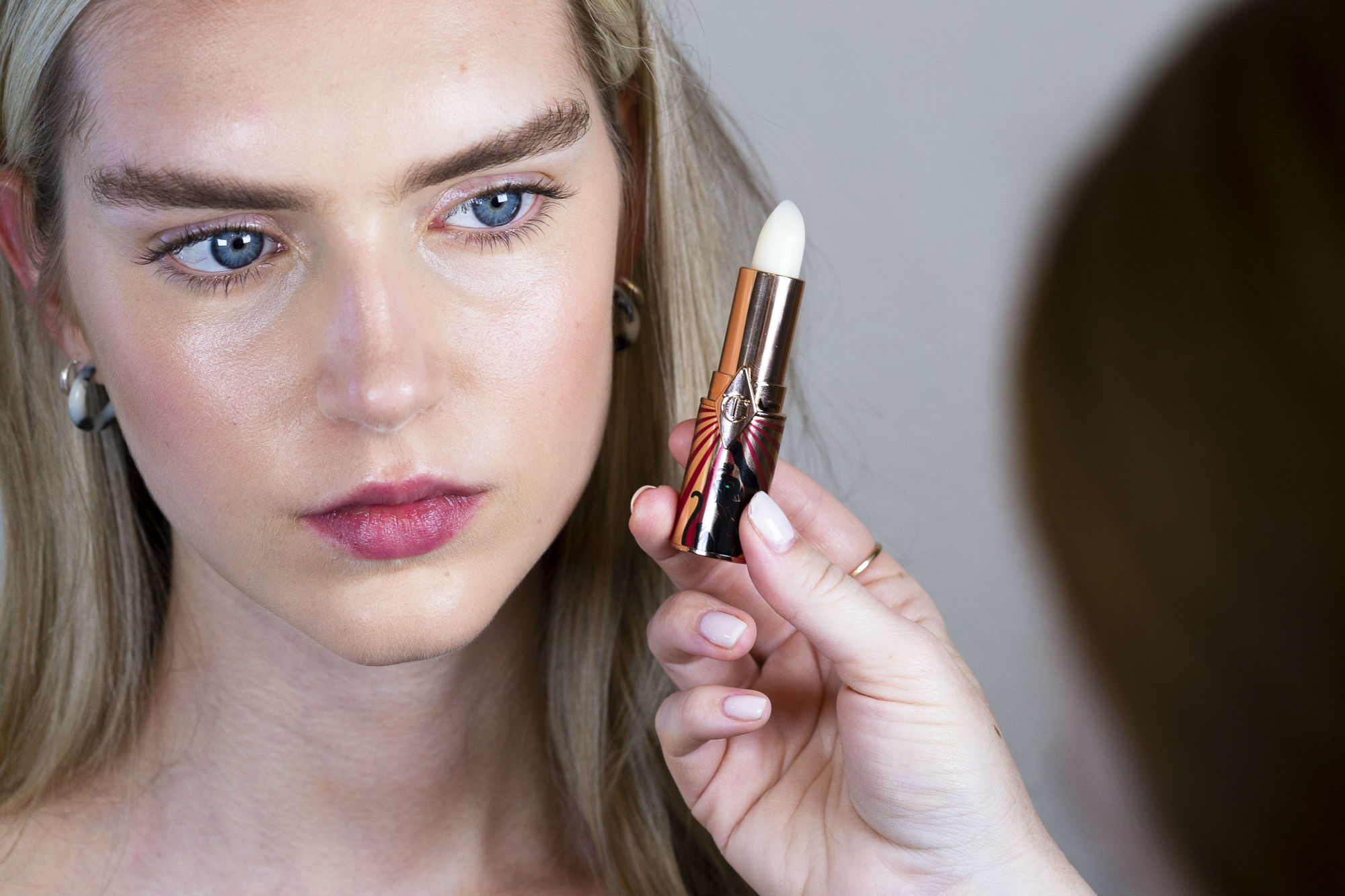 Here's how to create Charlotte Tilbury's barely-there beauty look