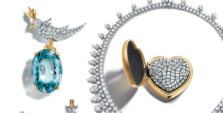 Tiffany & Co's Vision & Virtuosity exhibition will take place in September 2019