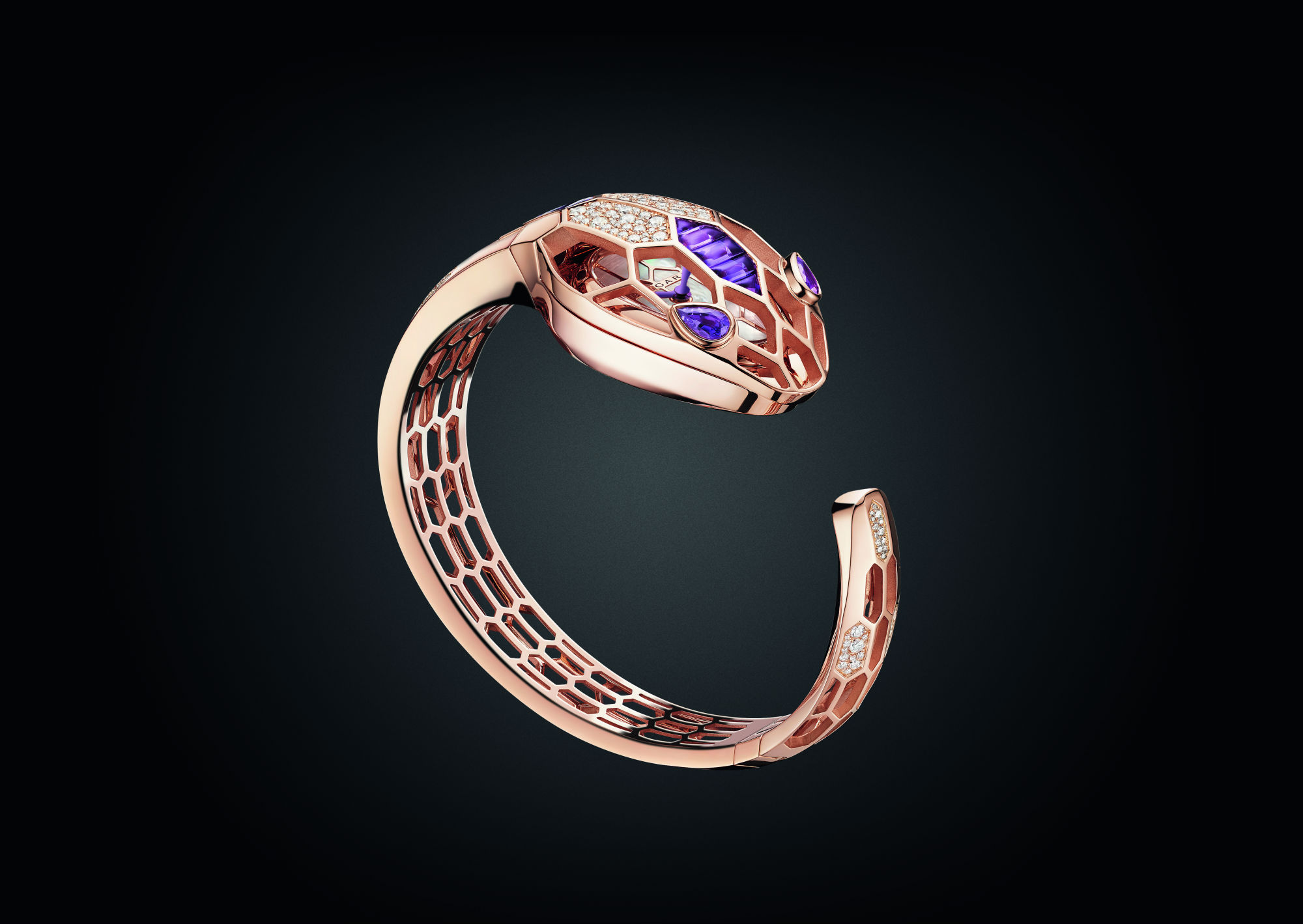 The snake-like designs which are now iconic for Bvlgari were initially inspired by Ancient Egyptian Queen Cleopatra
