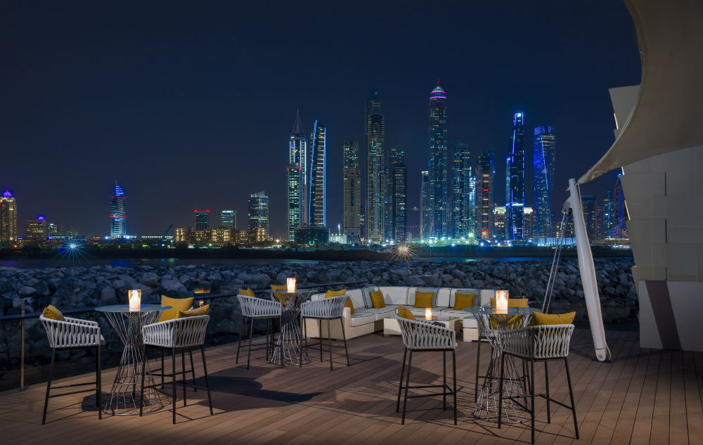 Terrace at One&Only The Palm