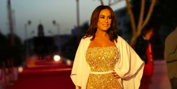 Hend Sabry will join the Venice Film Festival Jury Panel. Credit: Instagram/hendsabri
