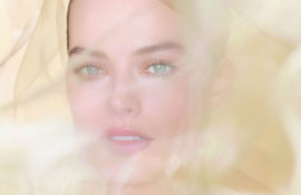 Actress Margot Robbie is now the face of Gabrielle Chanel Essence