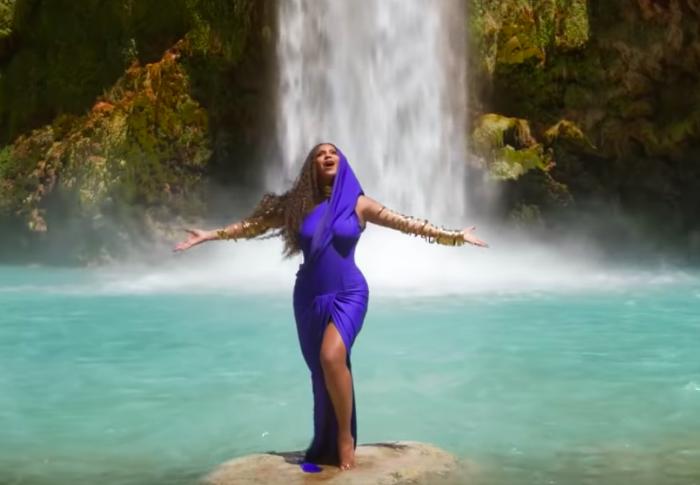 Beyoncé's new single Spirit is a part of The Lion King soundtrack