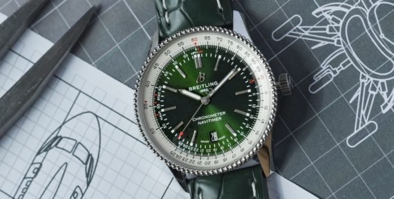 There's only 250 models of the Breitling Navitimer 1 Automatic 41