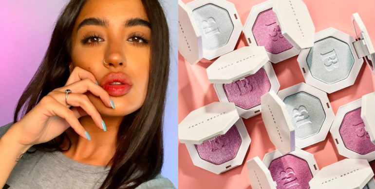 Nina Abdel Malak joins the Fenty Beauty family
