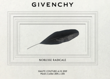 Watch the live steam of Givenchy here